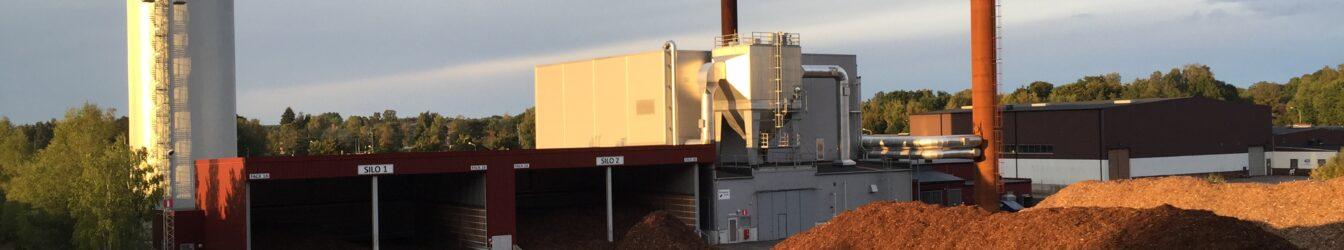 Perstorps fjärrvärme uppgraderar till biokraftvärmeverk
