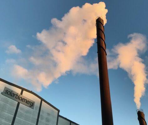 Solör Bioenergi utökar sin gröna elproduktion