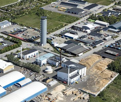 Tack Ystad Energi AB för förtroendet att leverera tre ORC-system med total installerad effekt på 750 kW