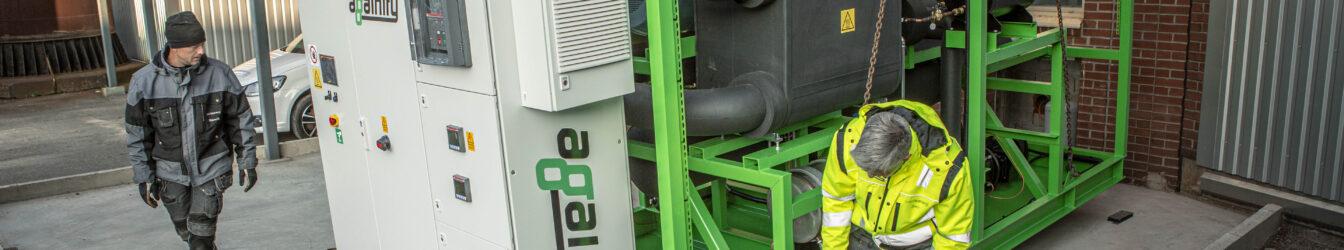 Solör Bioenergi satsar vidare på klimatsmarta energilösningar