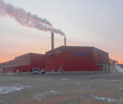 Ny satsning av Gislaved Energi – möjliggör 200 kW väderoberoende elproduktion