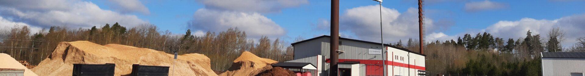 Femte ORC-turbinen till Solör Bioenergis värmeverk
